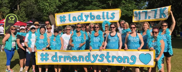 Do you have the #ladyballs to take action?